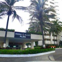 Отель Condominio Mayan Island Playa Diamante Апартаменты с различными типами кроватей фото 37