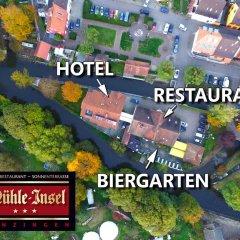 Hotel Mühleinsel городской автобус