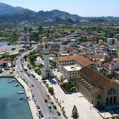 Отель Alba Hotel Греция, Закинф - отзывы, цены и фото номеров - забронировать отель Alba Hotel онлайн бассейн фото 3