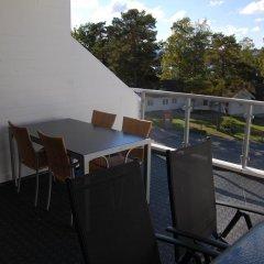 Отель Hamresanden Resort Кристиансанд балкон