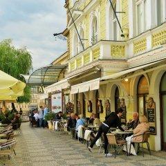 Отель Garden Residence Prague Castle Чехия, Прага - отзывы, цены и фото номеров - забронировать отель Garden Residence Prague Castle онлайн питание