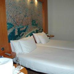 Abba Sants Hotel 4* Стандартный номер с различными типами кроватей фото 5