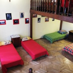 Hostel FreeStyle Кровать в общем номере с двухъярусной кроватью фото 3