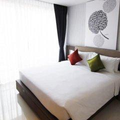 Отель Aspira Prime Patong 3* Улучшенный номер двуспальная кровать фото 3