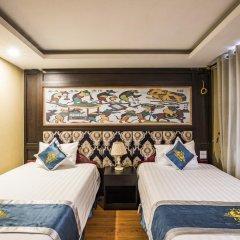 Sapa Mimosa Hotel 2* Стандартный номер с 2 отдельными кроватями фото 3