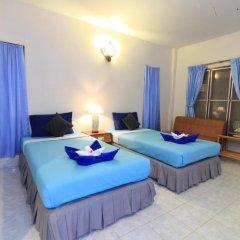 Отель Saladan Beach Resort 3* Бунгало с различными типами кроватей фото 15