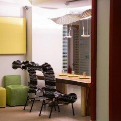 Отель Aquamare Hotel Греция, Родос - отзывы, цены и фото номеров - забронировать отель Aquamare Hotel онлайн интерьер отеля фото 3