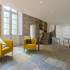 Отель Like Home Terreaux Франция, Лион - отзывы, цены и фото номеров - забронировать отель Like Home Terreaux онлайн интерьер отеля фото 2
