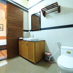 Отель Quang Xuong Homestay ванная фото 2