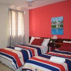 Отель Mansion Giahn Bed & Breakfast Мексика, Канкун - отзывы, цены и фото номеров - забронировать отель Mansion Giahn Bed & Breakfast онлайн комната для гостей фото 8
