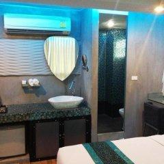 Отель BLUTIQUE Бангкок сауна