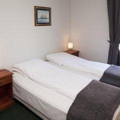 Kjøbmandsgaarden Hotel 3* Стандартный номер с двуспальной кроватью