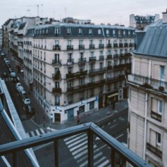 Hotel Saint Christophe балкон