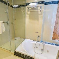 Отель Centre Point Sukhumvit 10 4* Люкс с различными типами кроватей фото 10