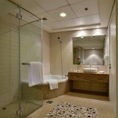 Oaks Liwa Heights Hotel Apartments 3* Улучшенные семейные апартаменты с 2 отдельными кроватями фото 12