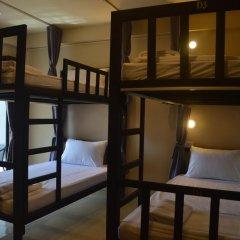 Chang Hostel Кровать в мужском общем номере с двухъярусной кроватью фото 5