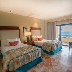 Отель Omni Cancun Hotel & Villas - Все включено Мексика, Канкун - 1 отзыв об отеле, цены и фото номеров - забронировать отель Omni Cancun Hotel & Villas - Все включено онлайн комната для гостей фото 2