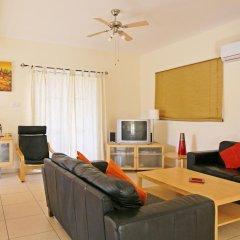 Отель Villa Aglaia Кипр, Протарас - отзывы, цены и фото номеров - забронировать отель Villa Aglaia онлайн комната для гостей фото 4