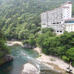 Отель New Ohruri Никко пляж