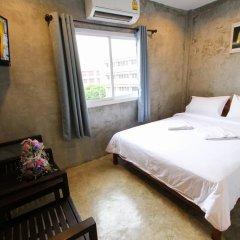 Отель At smile house 2* Улучшенный номер с двуспальной кроватью