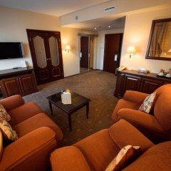 Гостиница Амбассадор 4* Люкс с различными типами кроватей фото 5