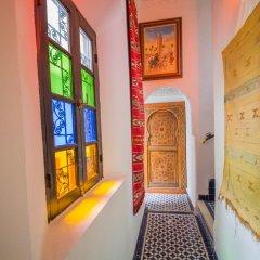 Отель Riad Dar Guennoun Марокко, Фес - отзывы, цены и фото номеров - забронировать отель Riad Dar Guennoun онлайн интерьер отеля фото 3