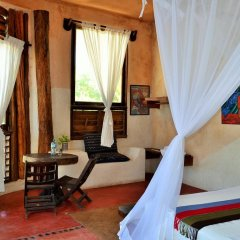 Отель Posada del Sol Tulum 3* Улучшенный номер с различными типами кроватей