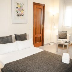 Отель L and H Plaza Santa Ana Мадрид комната для гостей фото 4