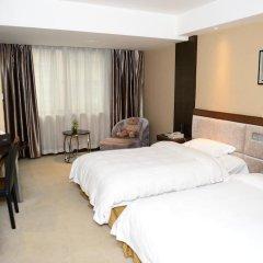Xian Forest City Hotel 4* Номер Делюкс с различными типами кроватей фото 7