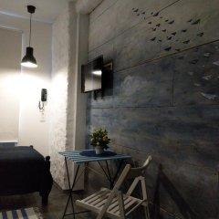 Апартаменты на проспекте Культуры Студия с разными типами кроватей фото 9
