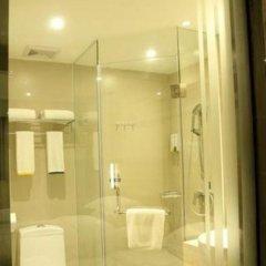 Отель City Comfort Inn Guangzhou Railway Station Sanyuanli Metro Station ванная фото 2