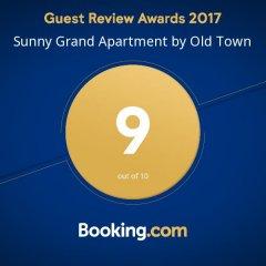 Апартаменты Sunny Grand Apartment By Old Town Рига приотельная территория