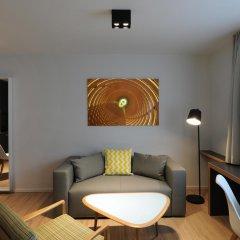 Отель Residence La Source Quartier Louise 3* Студия с различными типами кроватей фото 17