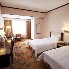 Guangzhou Hotel 3* Стандартный номер с 2 отдельными кроватями фото 2