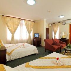 Отель Cap Saint Jacques 3* Улучшенный номер с различными типами кроватей фото 2