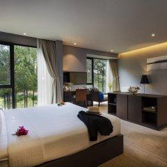 Terracotta Hotel & Resort Dalat 4* Номер Делюкс с различными типами кроватей фото 4