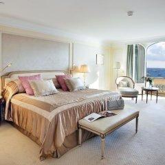 Отель InterContinental Carlton Cannes 5* Стандартный номер с двуспальной кроватью