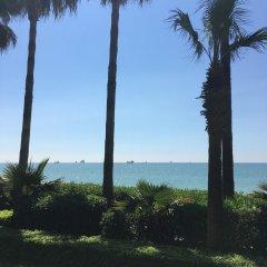 Forum Suite Hotel пляж