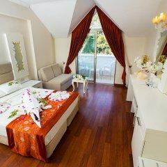 Grand Mir'Amor Hotel - All Inclusive 3* Стандартный номер с двуспальной кроватью фото 5