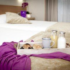 Hotel Victoria 4 3* Стандартный номер с различными типами кроватей фото 2