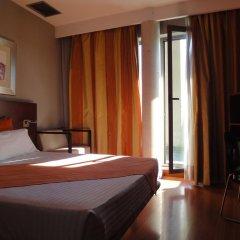 Отель Eurohotel Barcelona Gran Via Fira 4* Стандартный номер с различными типами кроватей
