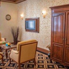 Hotel Cattaro 4* Люкс повышенной комфортности с различными типами кроватей фото 5