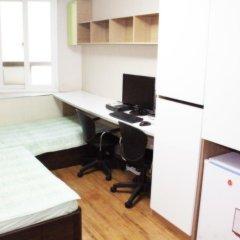 Отель Patio 59 Hongdae Guesthouse 2* Стандартный номер с различными типами кроватей фото 21