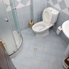 Отель Visad Албания, Саранда - отзывы, цены и фото номеров - забронировать отель Visad онлайн ванная фото 2
