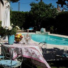 Отель Chambres d'Hotes Blue Dream Франция, Канны - отзывы, цены и фото номеров - забронировать отель Chambres d'Hotes Blue Dream онлайн бассейн фото 2