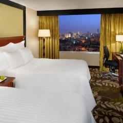 Amman Marriott Hotel 5* Стандартный номер с различными типами кроватей фото 4