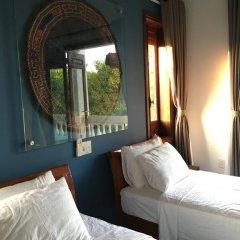 Отель An Bang Garden House Вилла с различными типами кроватей фото 13