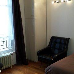 Отель Résidence Hôtelière Salvy 2* Стандартный номер с двуспальной кроватью фото 11