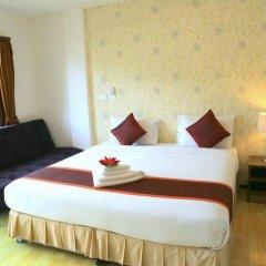 Отель Chaweng Park Place 2* Улучшенный номер с различными типами кроватей фото 14