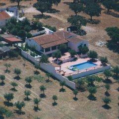 Отель Casa Monte dos Amigos бассейн